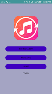 App Deleted Audio Recovery app pro 2019 APK for Windows Phone