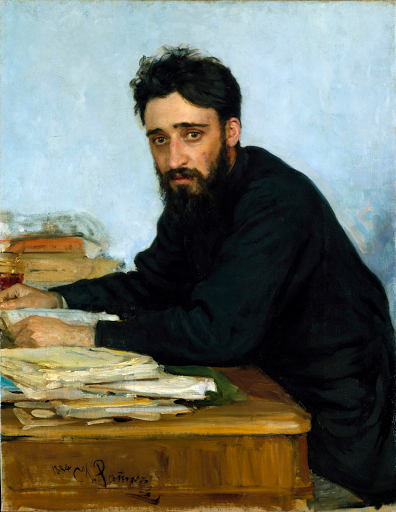 Portrait de Vsevolod Garchine