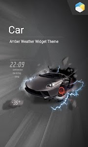 3D Widget for City Car Driving screenshot 0