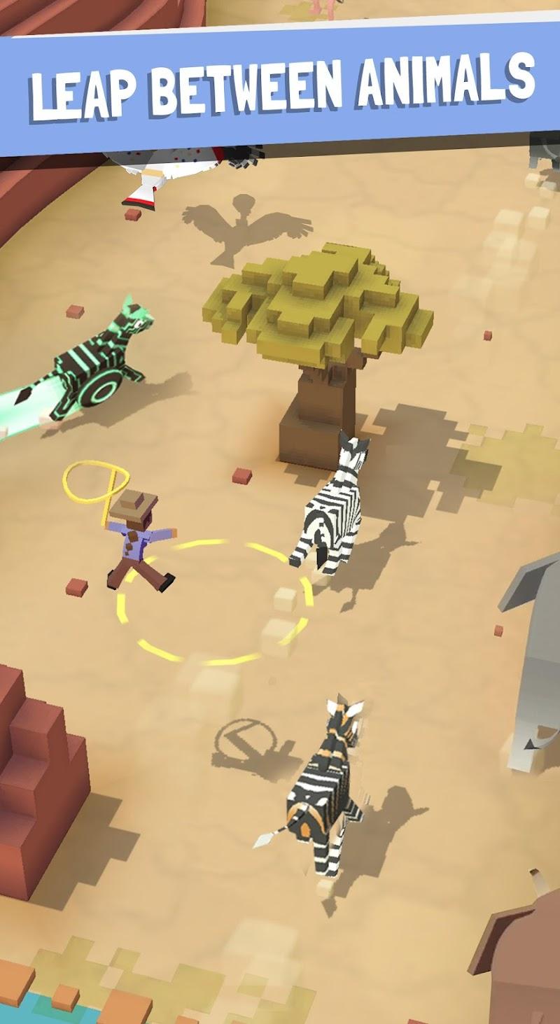 Rodeo Stampede: Sky Zoo Safari Screenshot 17