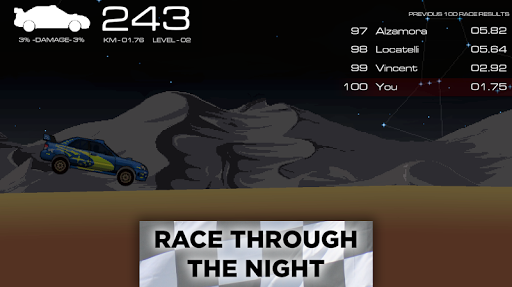 Pixel Rally apkmind screenshots 3