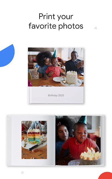 Screenshot - Google Photos