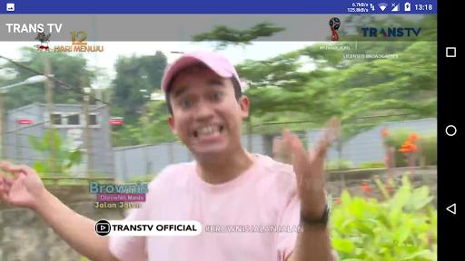 TVLiveIndo - Saluran TV live streaming Indonesia 2.0.5 screenshots 4
