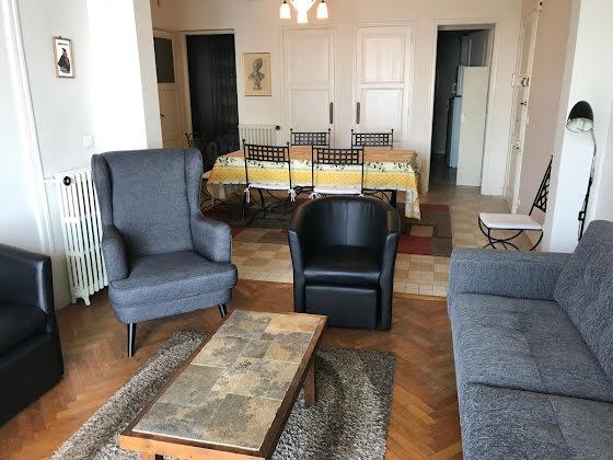 Vente appartement 3 pièces 82,73 m2