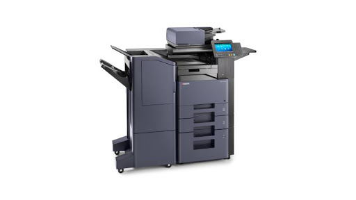 TASKalfa 408ci offers state of the art scanning technology with a brand-new document processor.