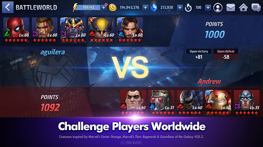 MARVEL Future Fight 4.7.1 screenshots 14