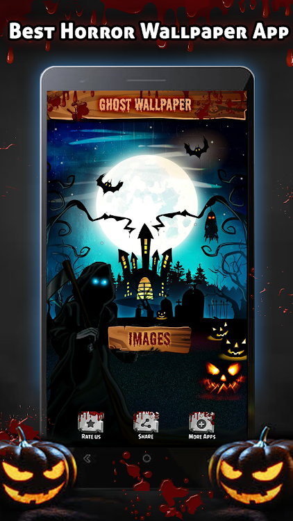Horror Hd Wallpaper Android Apps Appagg