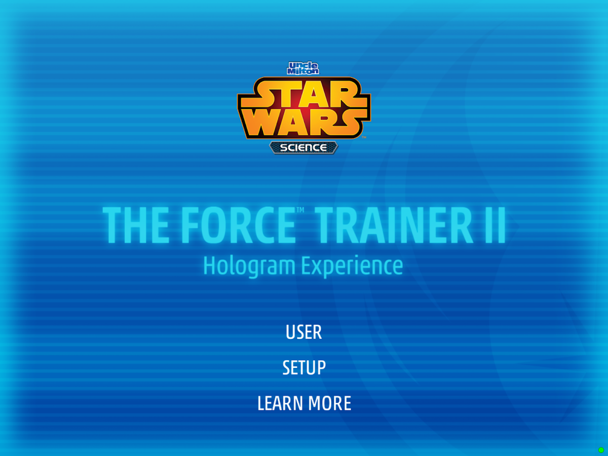 The Force Trainer- screenshot