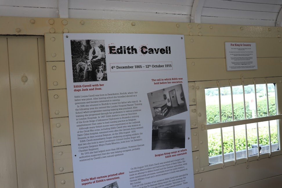 The Cavell Van