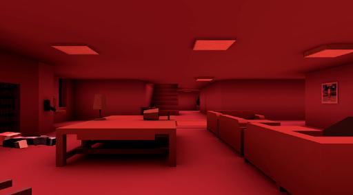 Horror In The Pink House. Escape Adventure apktram screenshots 5