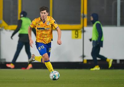 Un joueur de STVV va signer.... à la Juventus