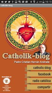 Catholik-blog screenshot 0