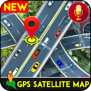 Gps Voice Map  Navigation and Street Map View Live