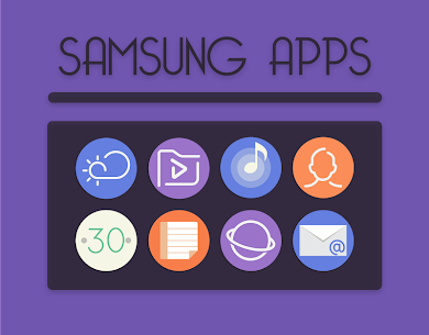 Aurora Icon Pack 1.4 [Mod + APK] Android 3