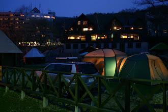 Photo: キャンプ場 夜