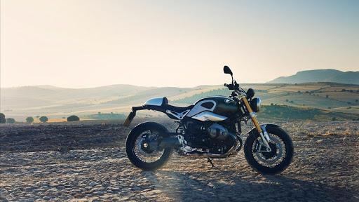Cool BMW Motorcycles Wallpaper screenshots 1
