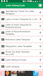 letter writing guide 2018 apps on google play