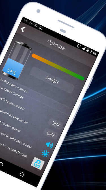 Battery Saver APK standard_fix16 screenshots 3