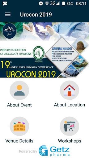 UROCON 2019 screenshot 3