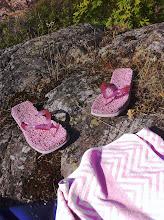 Photo: Flip flop.