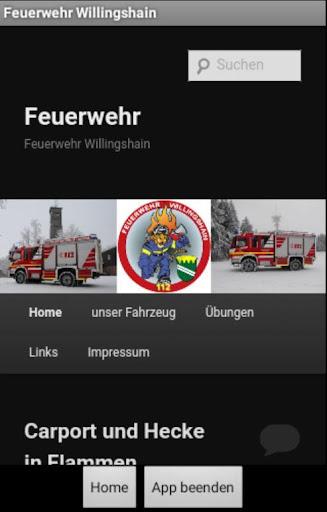 Feuerwehr Willingshain