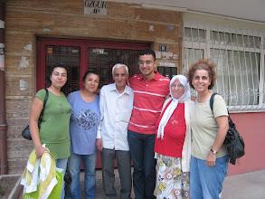 Photo: 17 Eylül 2010 - Babannemin evinin önünde, Kaliforniya'ya dönmeden bir gün evvel.