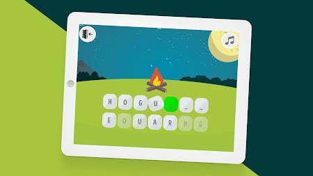 Krakeln: alphabet learning abc preschool game APK screenshot thumbnail 9