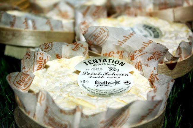 Cheese at Kaas Mekka in Ghent