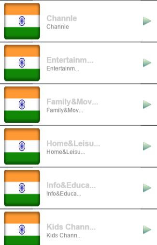 TV India Sat Info
