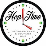 Logo for Hop Time