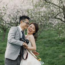 Wedding photographer Dina Deykun (Divarth). Photo of 18.05.2017