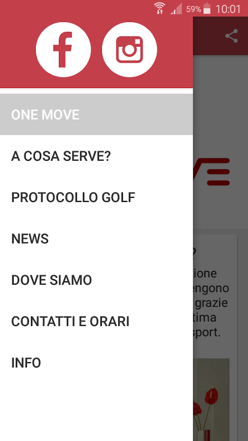 One Move - La palestra 2.0- screenshot