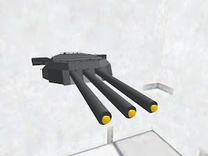 九四式四十六糎米三連装砲(1941)