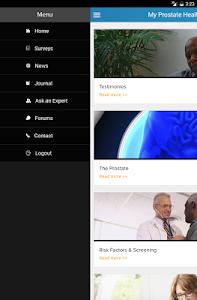 My Prostate Health Navigator screenshot 8