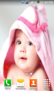Cute Baby HD Wallpapers screenshot 3