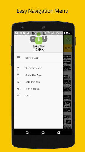 Pakistan Jobs - All Latest jobs in Pakistan 2018  screenshots 24