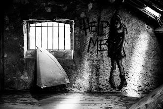Photo: [Help Me ]   #intotheprohibitedhouse