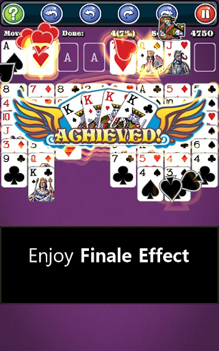550+ Card Games Solitaire Pack 1.20 screenshots 10
