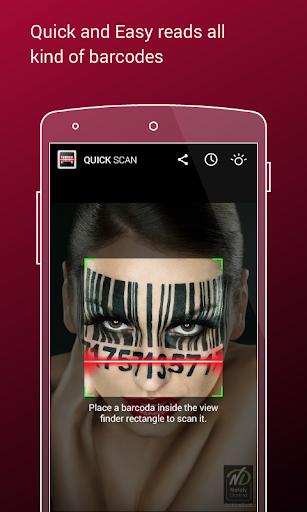 Quick Scan - Barcode Reader