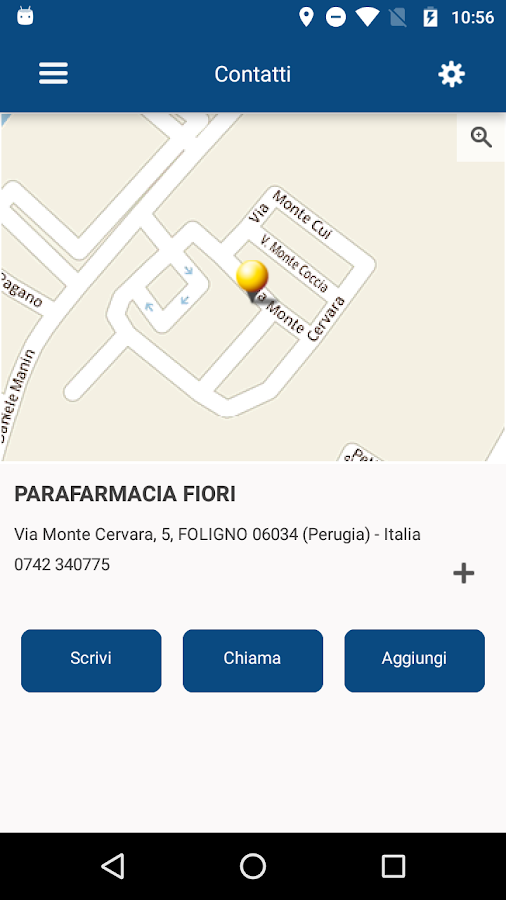 Parafarmacia Fiori- screenshot