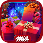 Hidden Objects Christmas Gifts – Winter Games Icon