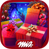 Hidden Objects Christmas Gifts – Winter Games