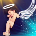Neon Angel Wings icon