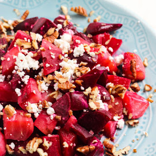 Roasted Beet Salad Goat Cheese Recipes