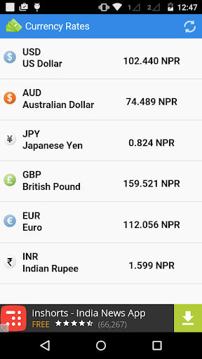 Nepalese Rupee Converter