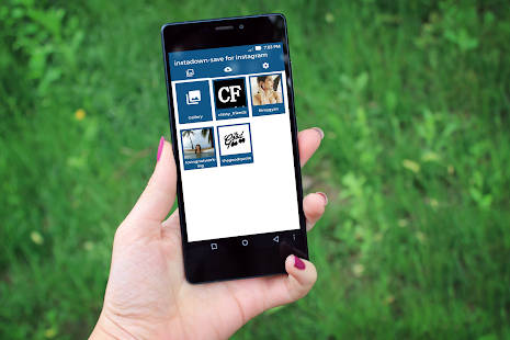 Instadown-Save for Instagram screenshot