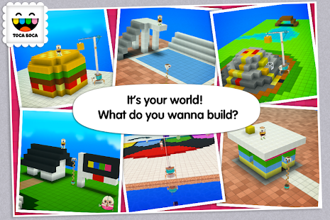 Toca Builders Screenshot