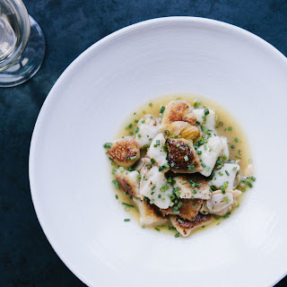Crispy Gnocchi with Littleneck Clams.