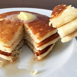 Semi-Instant Pancakes