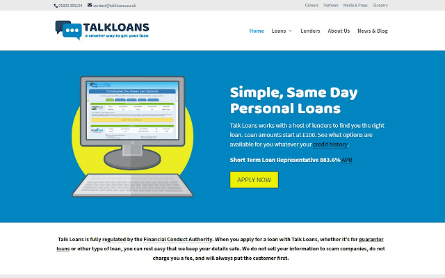 Talk Loans - A Smarter Way to Get Your Loan